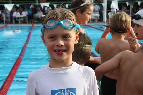 PMS Swim Team