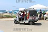 Ecuador, Puerto Lopez mototaxi