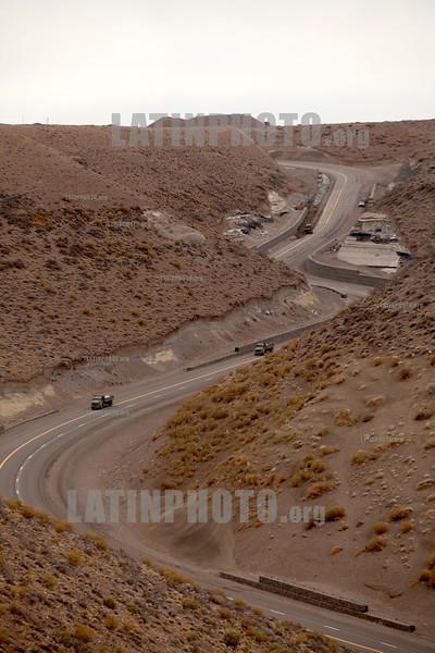 Pavimentacion Rio Mayo Ruta 40