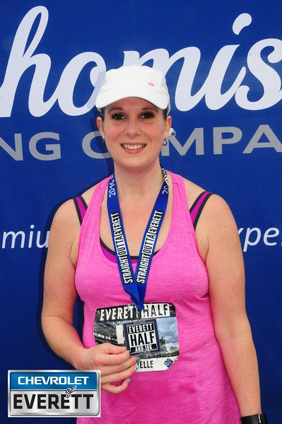 2016-04- 10-Everett Half Marathon