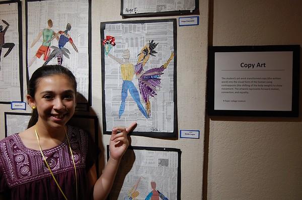 Art Show - Grade 6