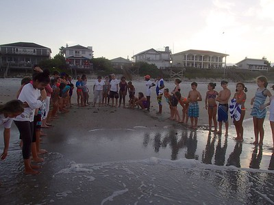 Beach Bonding - Grade 6