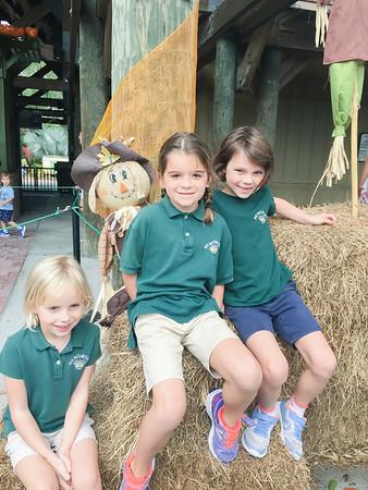Brevard Zoo Field Trip - Grade 1