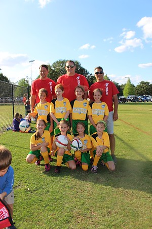 Soccer - YMCA