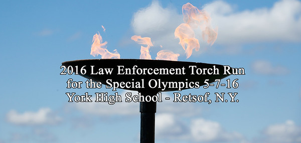 2016 Law Enforcement Torch Run