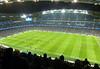 Man City v Dynamo Kiev during an uninspiring 0-0 draw.