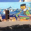 Street art, Panier district, Marseille