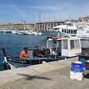 Fishing boat, Vieux Port, Marseille
