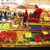 Campo de Fiori market,  Rome