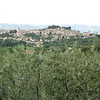 Spello from above
