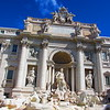 Trevi Fountain, Rome, restored by the Fendi family