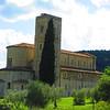 St. Antimo, near Montalcino