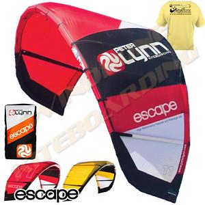 2016 Peter Lynn Escape Inflatable SLE Kitesurfing Kite