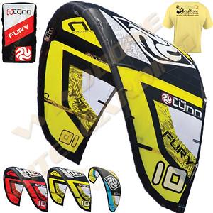 2016 Peter Lynn Fury Inflatable SLE Kitesurfing Kite