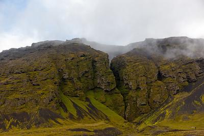 Rauðfeldsgjá (Canyon), Snaefellsnes Peninsula