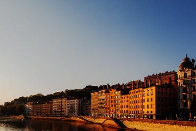Saône, Lyon
