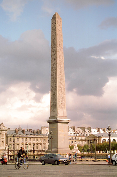 Obelisk of Luxor
