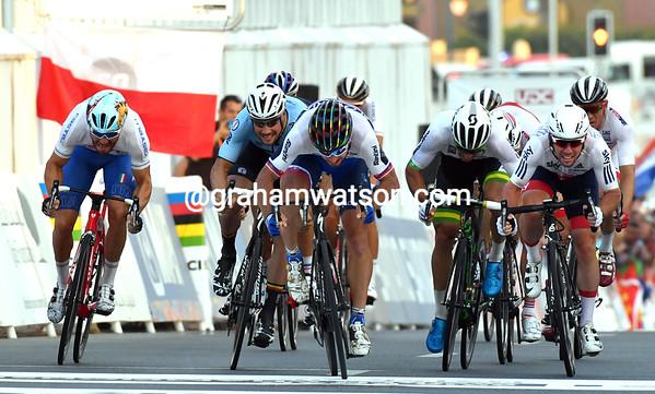 UCI World Road Championships - Elite Mens Road Race