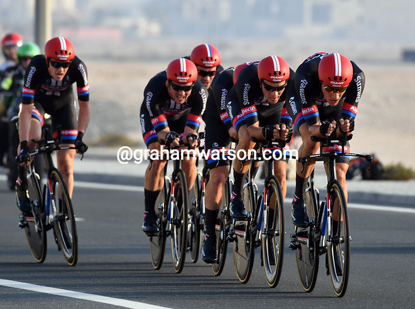UCI World Road Championship - Mens TTT