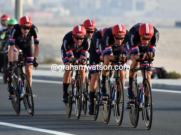 UCI World Road Championship - Mens TTT
