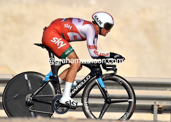 UCI World Road Championships - Elite Mens TT