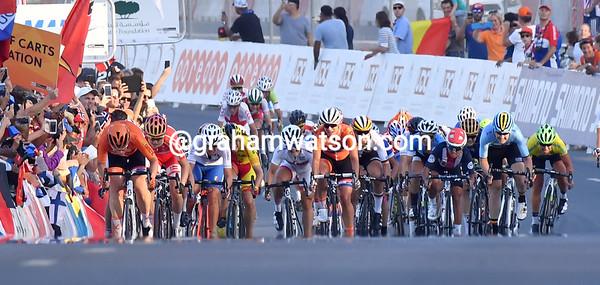UCI World Road Championship - Junior Men TT