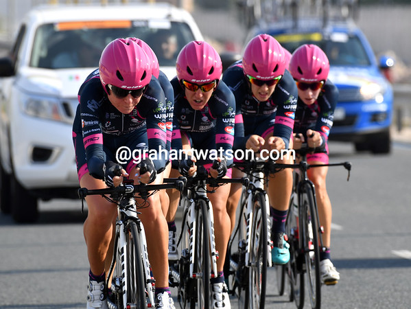 UCI World Road Championship - Womens TTT