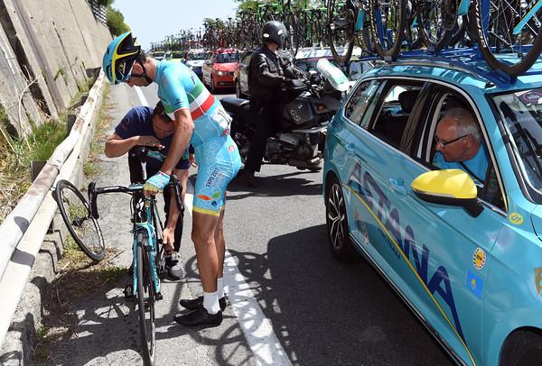 Giro d'Italia - Stage 4