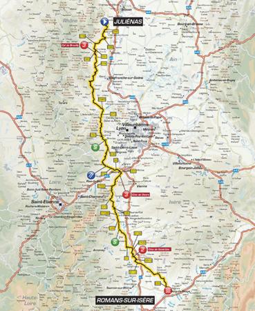Paris-Nice - Stage 4