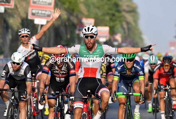Abu Dhabi Tour Stage 1: Madinat Zayed > Madinat Zayed, 147kms