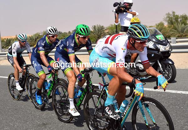Abu Dhabi Tour - Stage 1