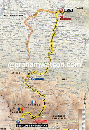 Tour de France - Stage 10