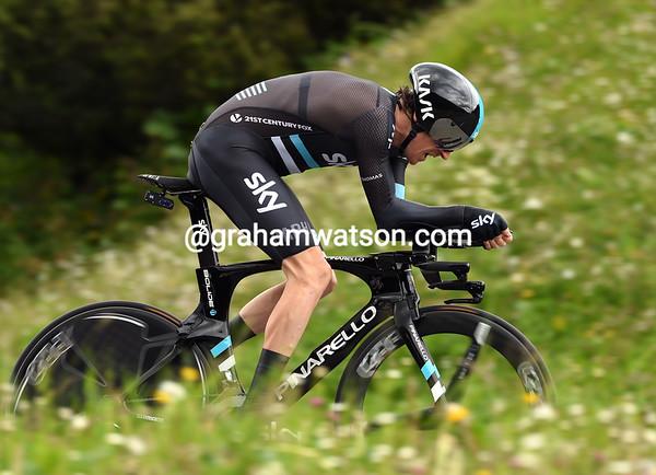Tour de Suisse - Stage 8