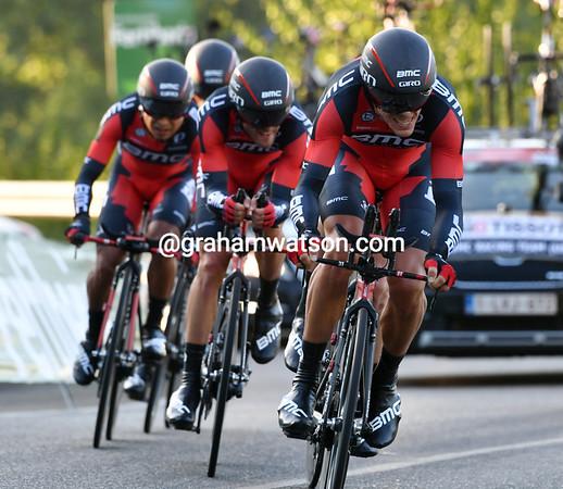 Vuelta a Espana - Stage 1