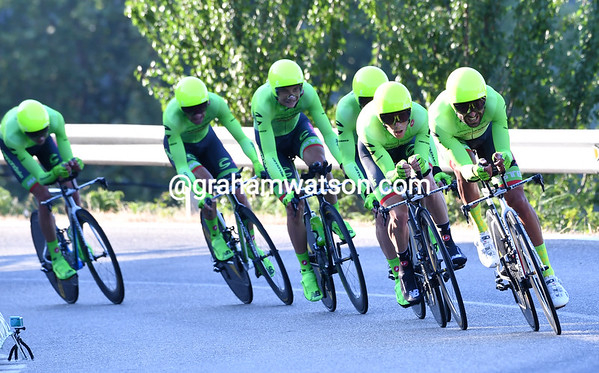 Vuelta a España - Stage 1