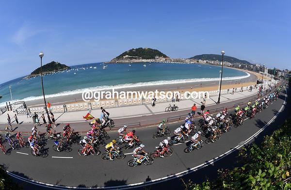 Vuelta a España - Stage 13:  Bilbao > Urdax Dantxarine, 213.4kms