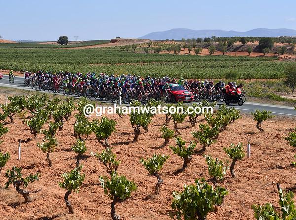 Vuelta a Espana - Stage 18