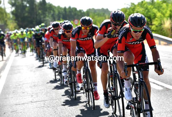 Vuelta a España - Stage 8