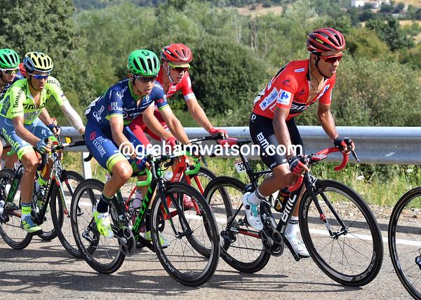 Vuelta a Espana - Stage 8