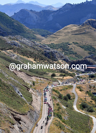 Vuelta a España - Stage 9
