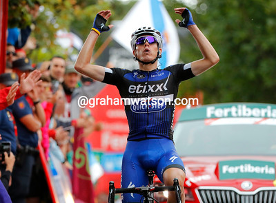 Vuelta a España - Stage 9:  Cisterna > Oviedo. Alto del Naranco, 164.5kms