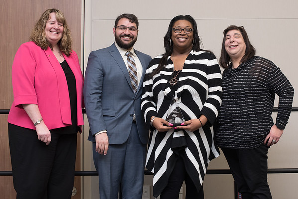 2016 Student Affairs Awards Breakfast