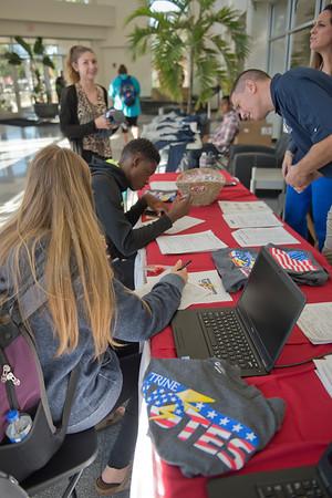 2016 Trine Voters Registration Day