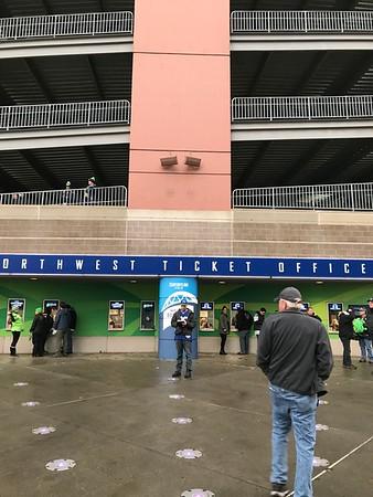 2017 November Seahawks game