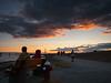 Fiery Clouds