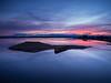 Colours of dusk