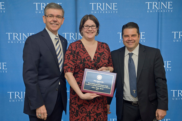 2017 Trine Faculty and Staff Awards
