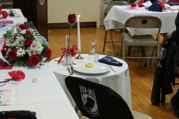 2017 Veteran's Day Banquet
