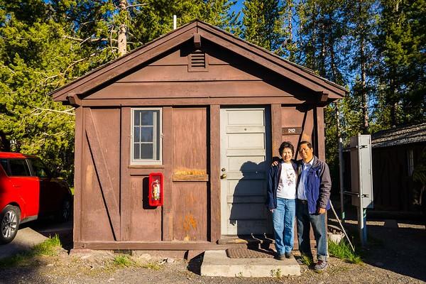 2017-06-06 Yellowstone Day 3 to Jackson Hole