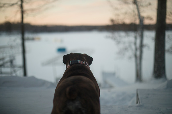 Lake December 2017